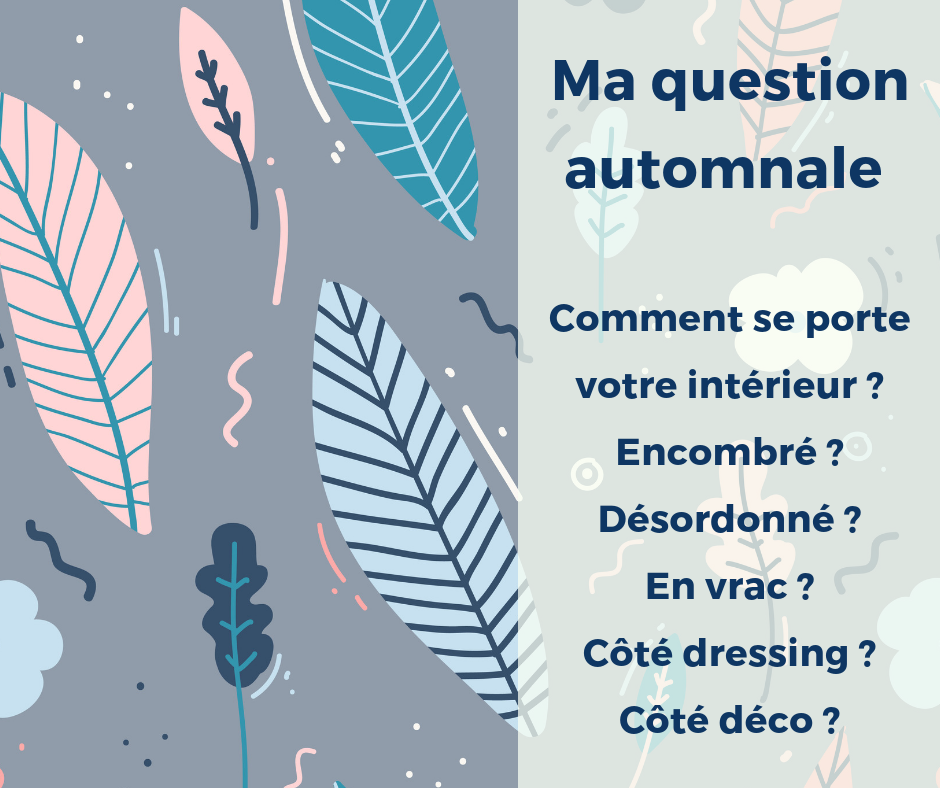 Question automnale