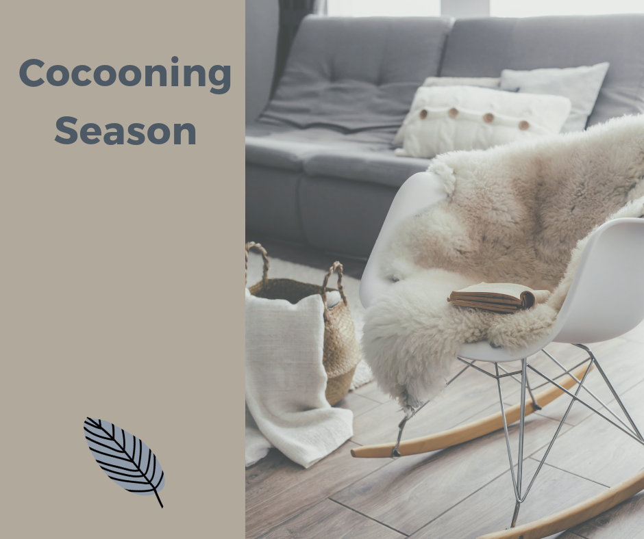 Cocooning Season fauteuil plaid
